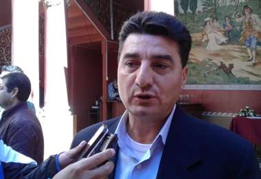 Jhonny Torrez, subgobernador de Tarija