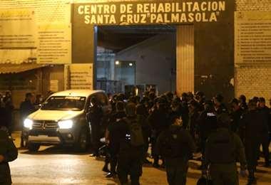 El interno que falleció en puertas del San Juan de Dios había sido evacuado anoche del penal