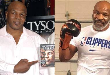 Tyson bajó 10 kilos en las últimos semanas