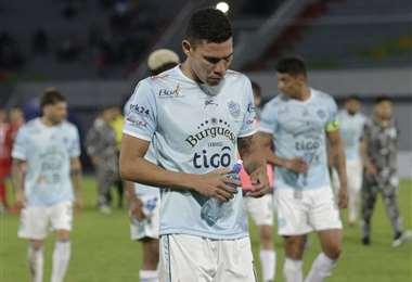 Aurora es uno de los clubes que aún no llega a un acuerdo económico con sus jugadores. Foto: APG Noticias.