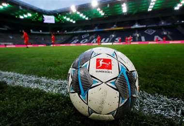 Restan nueve fechas por jugarse de la Bundesliga, que se reiniciará este sábado Foto: Internet