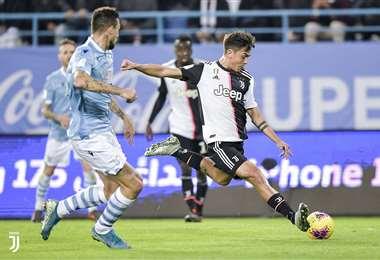 Se han jugado 26 fechas de la Serie A. Restan 12 por disputarse y el líder es Juventus seguido de la Lazio. Foto: Internet