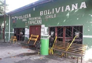 Las oficinas están cerradas desde el saqueo el 30 de abril