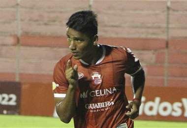 Mauricio Chajtur es mediocampista y tiene un gol anotado en el torneo Apertura 2020. Foto: Internet