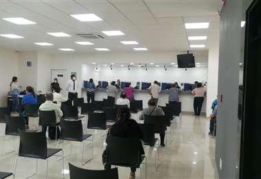 Con el nuevo servicios se busca evitar las filas. Foto: Internet