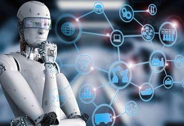 El comercio se alía con la inteligencia artificial. Foto Internet