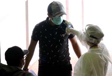 Suben los casos positivos de coronavirus. Foto Jorge Gutiérrez