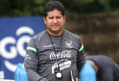 Eduardo Villegas dirigió a la verde durante siete meses y medio