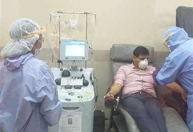 El tratamiento comenzará a usarse en el país /Foto: Ministerio de Salud