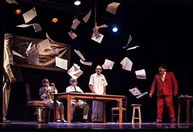 Más de 2.000 artistas de teatro conforman la Coordinadora Nacional de este arte