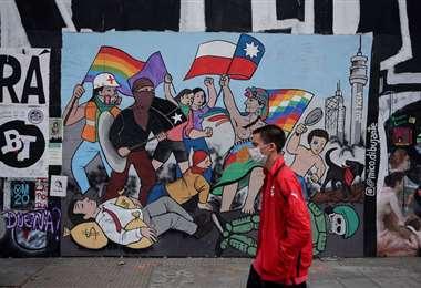 Siete millones de personas en Santiago de Chile inician cuarentena total