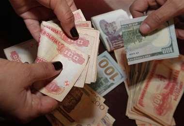La deuda externa de Bolivia se paraliza