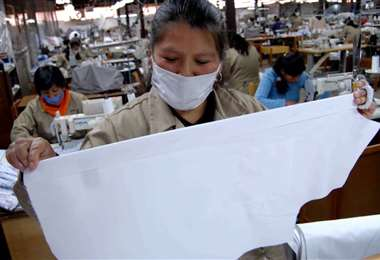 Una 150.000 unidades de negocios del sector microempresarial cerraron por la cuarentena/Foto: APG