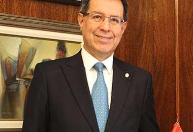 Rector nacional, Marco Antonio Fernández