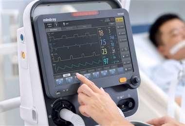 Los respiradores han sido observados por los especialistas en terapia intensiva