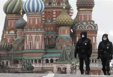 La estrategia de Moscú para realizar tests