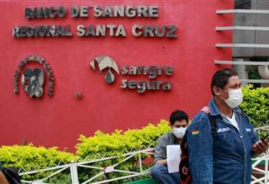 El Banco de Sangre impulsa el nuevo tratamiento /Foto: Ricardo Montero