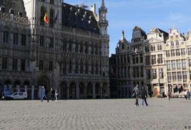Bélgica registra su mes de abril más mortal desde la Segunda Guerra Mundial
