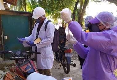 En Beni se impulsa una campaña de desparasitación con ivermectina (Foto: Noti RIber)