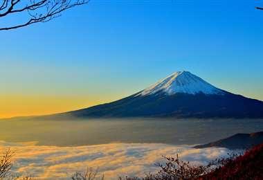 El monte Fuji de Japón estará cerrado este verano por la pandemia del nuevo coronavirus