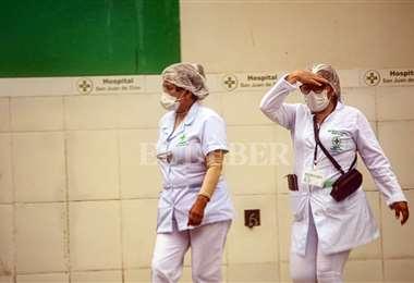 Santa Cruz es el departamento que registró más casos. Foto: Jorge Uechi