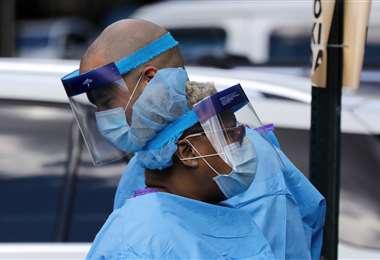 Más de 318.000 muertos por coronavirus en el mundo y  1.755.700 recuperados