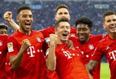 Bayern Múnich es uno de los clubes ricos de Europa