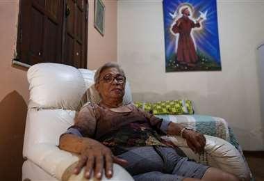 Maria, la agonía de perder cinco familiares por el Covid-19 que enluta una ciudad brasileña
