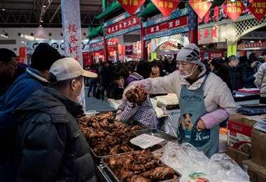 China subvenciona la reconversión de criadores de animales salvajes