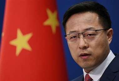 """Pekín acusa a Trump de utilizar a China para """"eludir sus obligaciones"""" ante la OMS"""