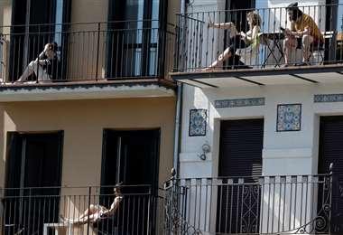 Una mayoría de españoles apoya el confinamiento