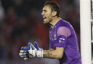 Olivares recibió ocho goles en el partido Wilster-River