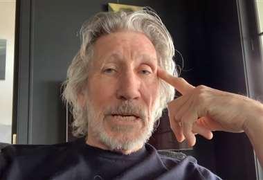 En un video de más de cinco minutos Waters cuestionó a su excompañero en Pink Floyd