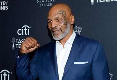 Tyson anunció que podría realizar peleas benéficas