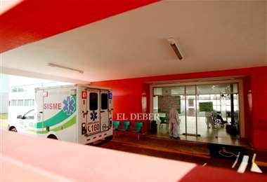 En los próximos días, el Hospital Pampa de la Isla recibirá más camas y personal para atender./Foto: Ricardo Montero
