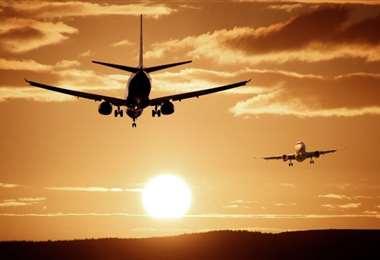 Se necesita confianza para la reactivación del transporte aéreo