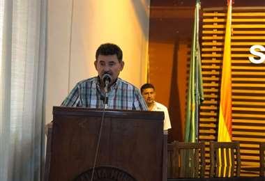 Mario Suárez, alcalde del Trinidad, promulgó la norma