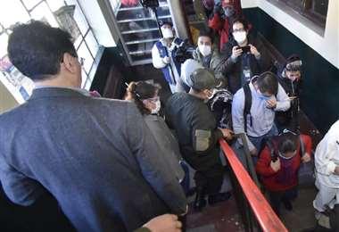 Cinco personas está detenidas por el caso. Foto APG