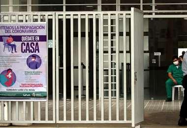 El Remanso es uno de los centros centinelas del atención del Covid-19 /Foto: Ricardo Montero