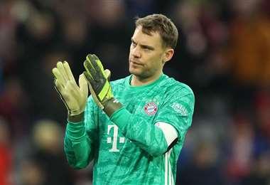 Manuel Neuer ha sido elegido cuatro veces el mejor arquero del mundo. Foto: Internet