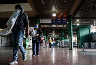 Paraguay: el triste retorno a casa de 25.000 repatriados en tiempos de pandemia