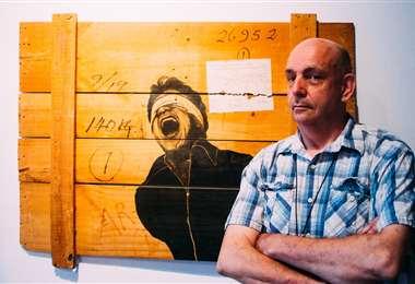 Roberto Valcárcel es uno de los artistas que participará del evento