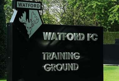 Hay mucha preocupación en el club Watford por los casos de coronavirus que se presentaron. Foto: Internet