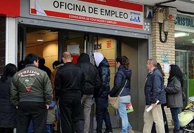 Los desempleados aumentarán en la región. Foto Internet