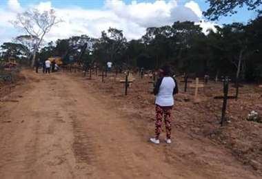 La situación en Beni se agrava por los casos positivos, los fallecidos y la falta de médicos (Foto: Portal Gran Beni)