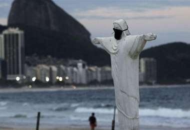 El coronavirus mata más jóvenes en Brasil El coronavirus mata más jóvenes en Brasil que en otros países