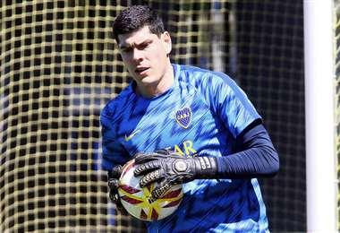 Carlos Emilio Lampe jugó en Boca Juniors el 2018. Hoy defiende los colores de Always Ready de El Alto. Foto: internet