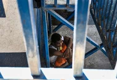 La cárcel más grande de Haití registra casos de covid-19