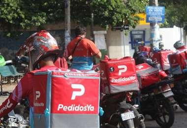 El delivery es el canal que conecta a empresas con consumidores en la actualidad. Foto: Ricardo Montero
