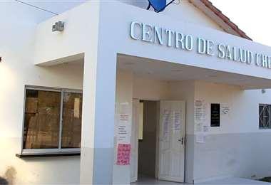 El centro Cherentave
